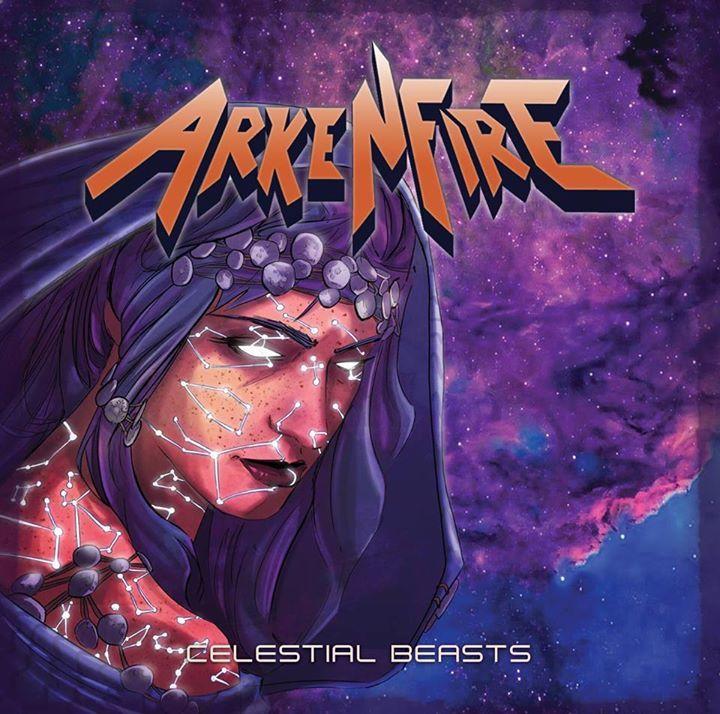 ArkenFire Tour Dates