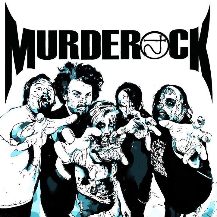 Murderock Tour Dates