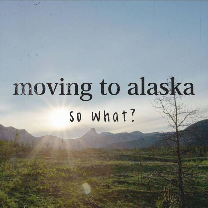 Moving to Alaska Tour Dates