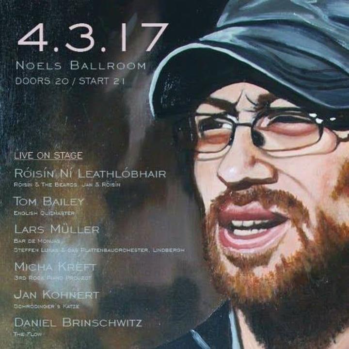 Roisin & The Beards Tour Dates