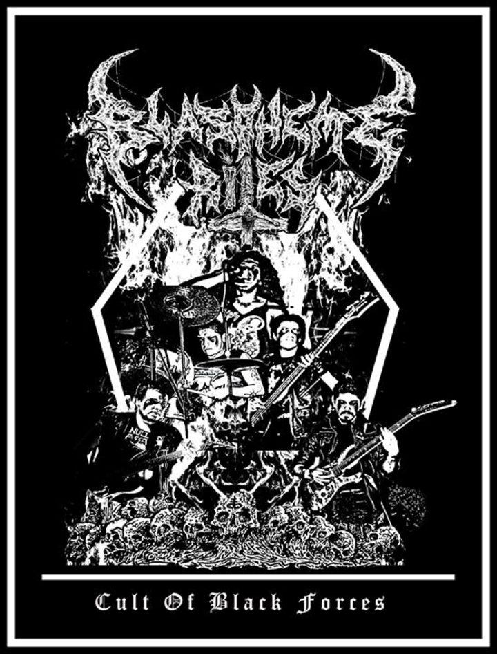 Blaspheme Rites Tour Dates