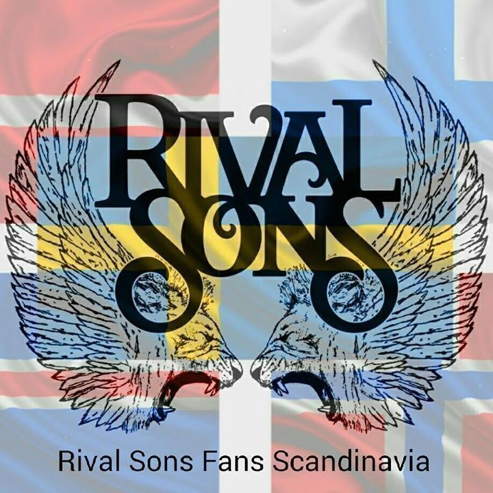 Rival Sons fans Scandinavia Tour Dates