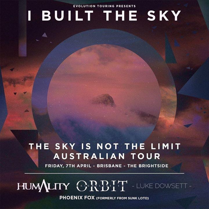 Humality Tour Dates
