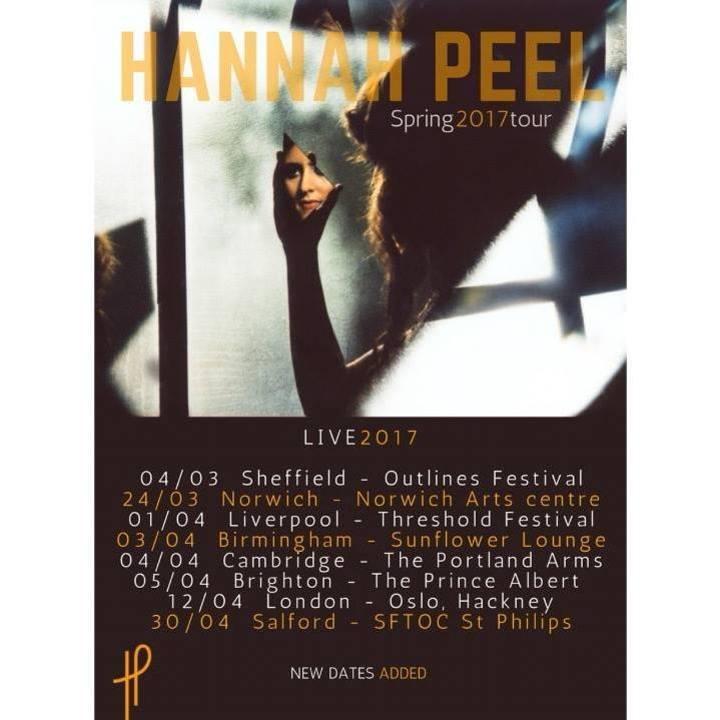 Hannah Peel Tour Dates