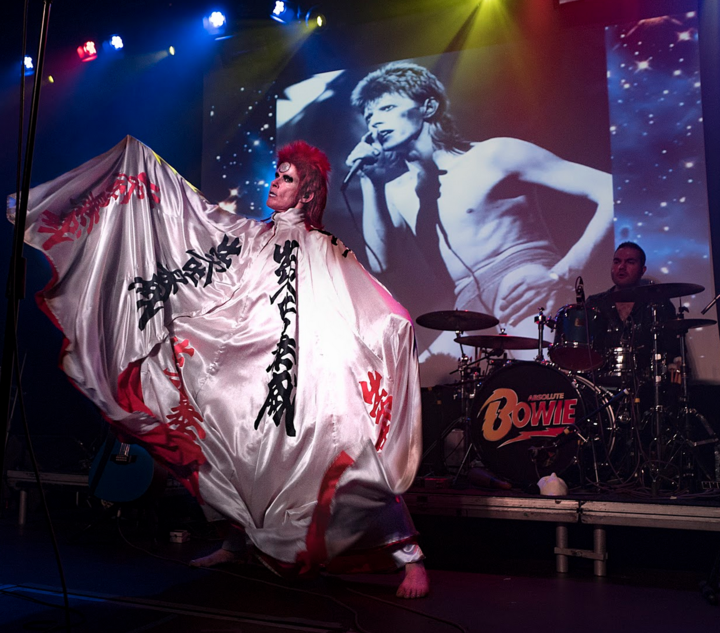 Absolute Bowie Band @ Cheese & Grain - Frome, United Kingdom