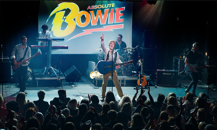Absolute Bowie Band @ The Copper Rooms, Warwick Uni - Coventry, United Kingdom