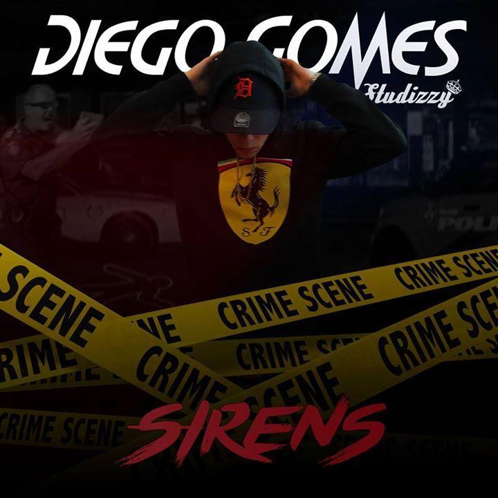 Diego Gomes Tour Dates