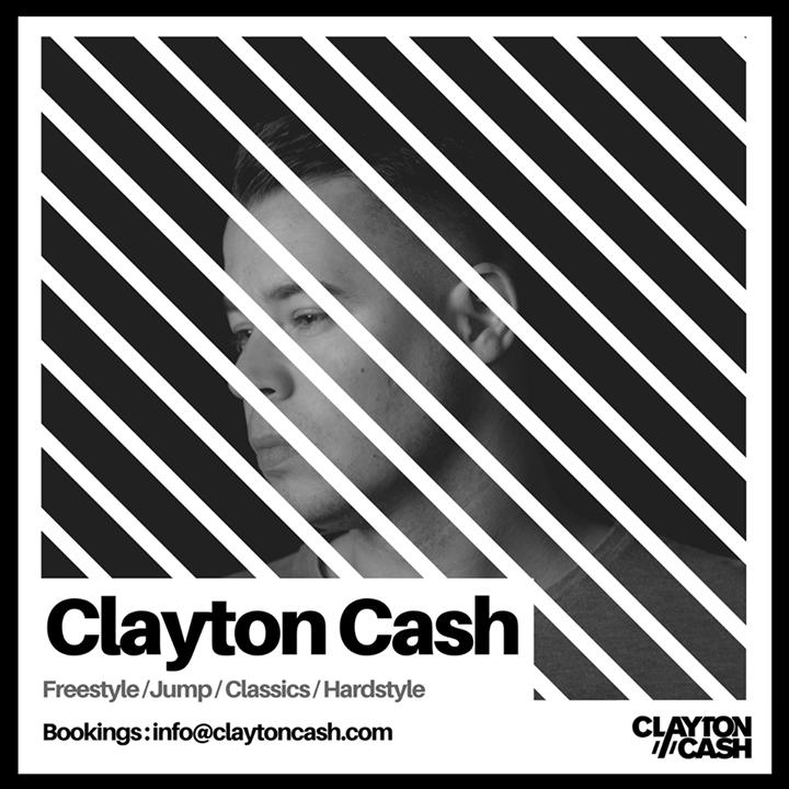 Clayton Cash Tour Dates