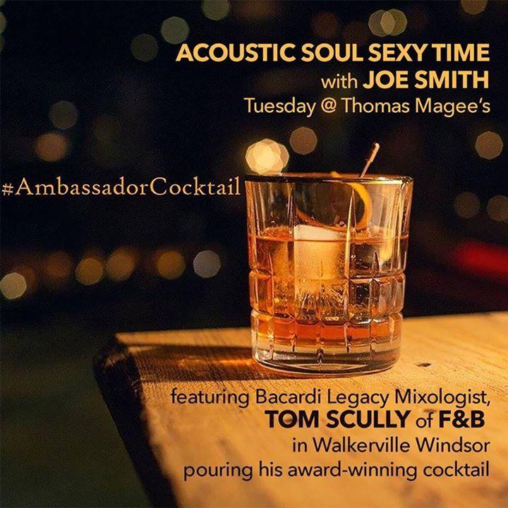 Me + Joe Smith Tour Dates