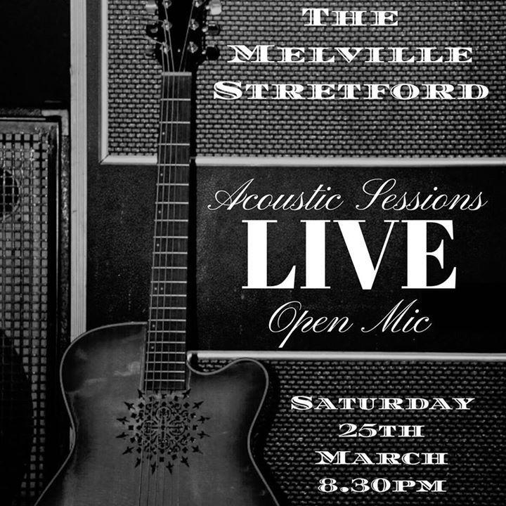 Acoustic Sessions Live Tour Dates