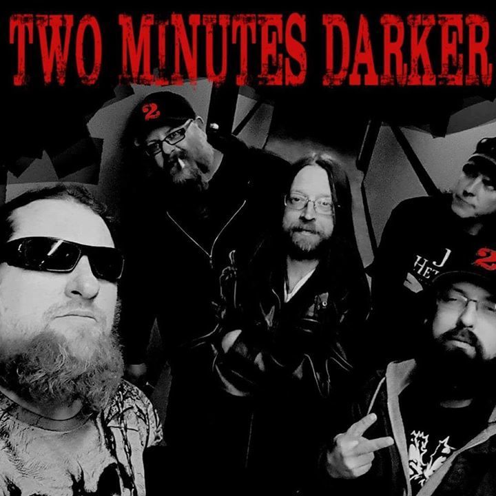 Two Minutes Darker Tour Dates