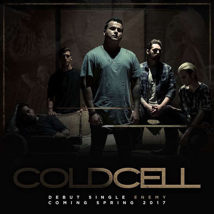 Coldcell Tour Dates