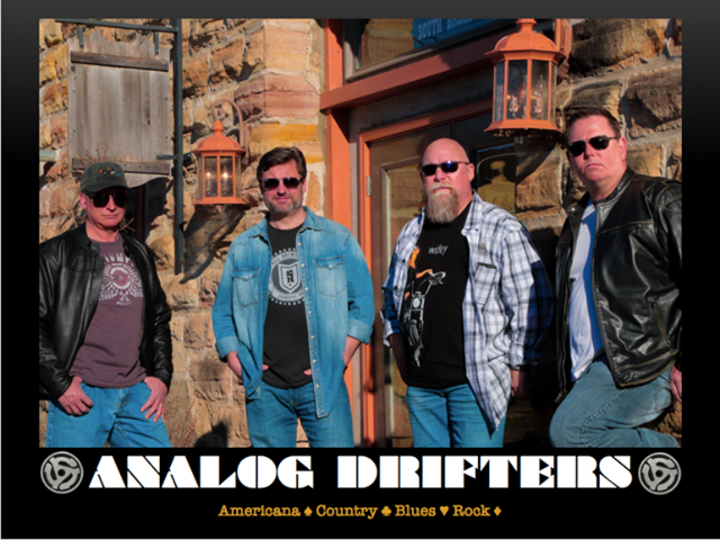 Analog Drifters @ St Patricks Bar - Jordan, MN