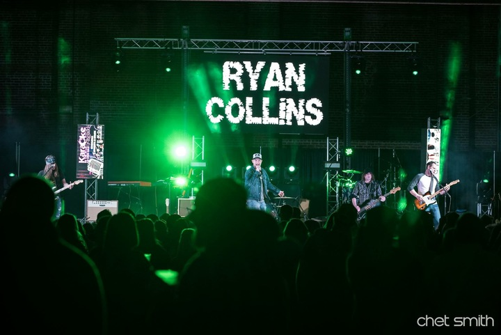 Ryan Collins Tour Dates
