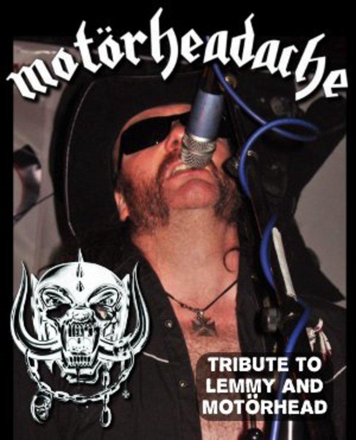 Motorheadache UK @ Robin 2 - Bilston, United Kingdom