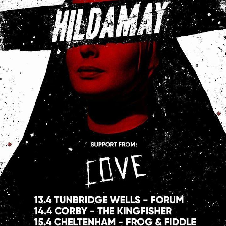 Hildamay Tour Dates