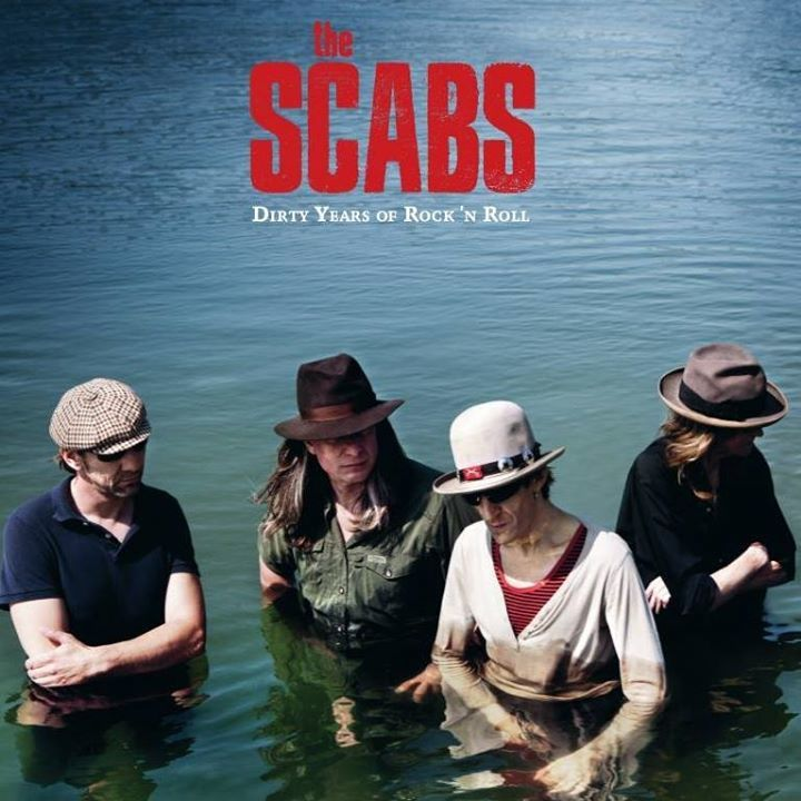 The Scabs Official Tour Dates