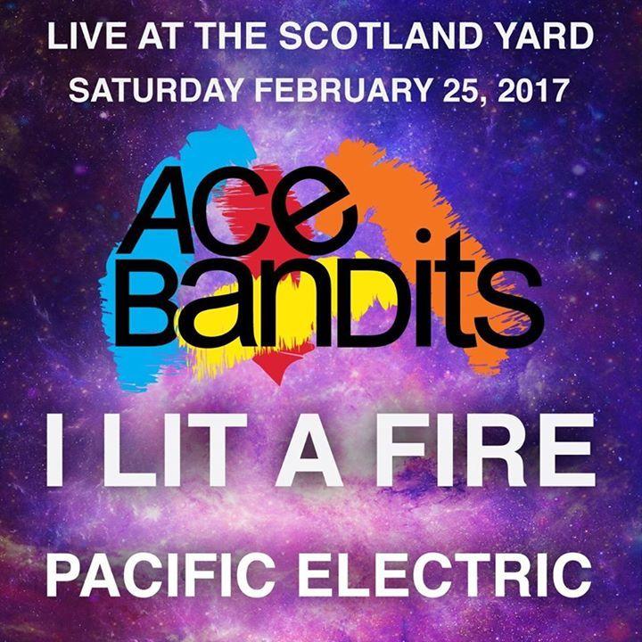 Ace Bandits Tour Dates