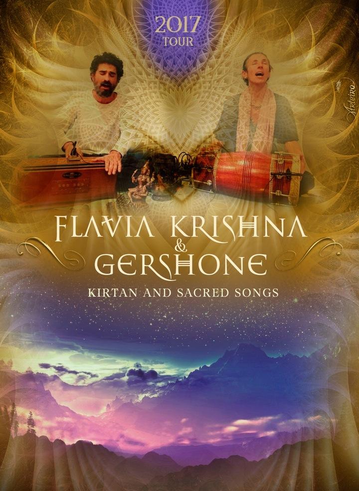 Flavia Krishna & Gershone @ Jackson Wellsprings  - Ashland, OR