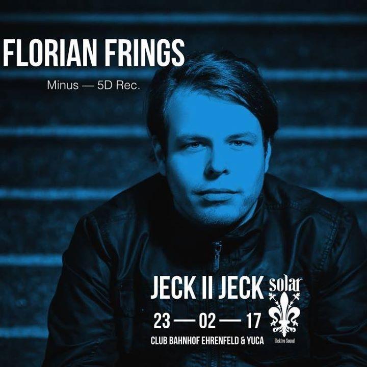 Florian Frings @ Elektroküche - Cologne, Germany