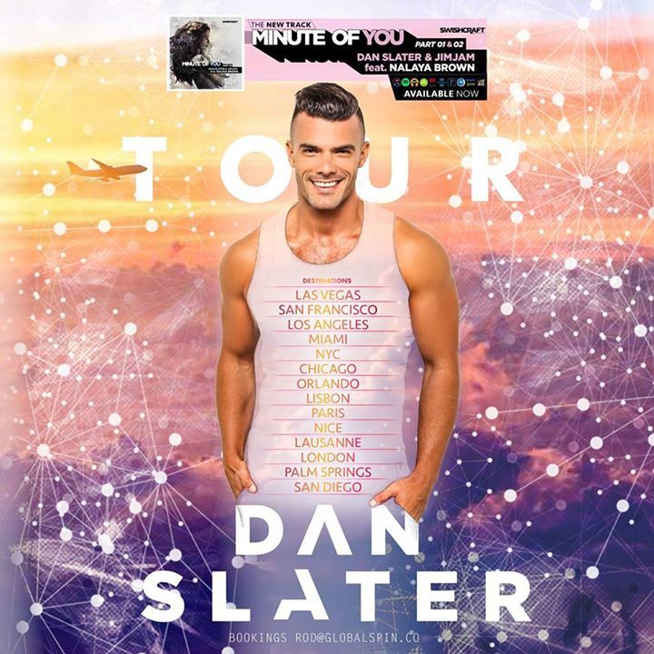 DJ Dan Slater Tour Dates