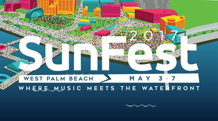 Wavves @ Sunfest Grounds - West Palm Beach, FL