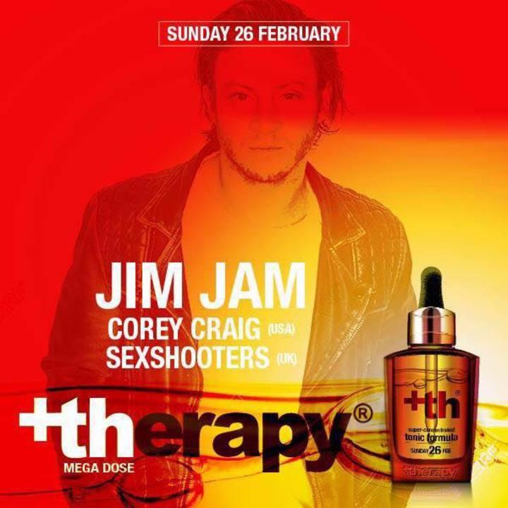 JimJam DJ Tour Dates