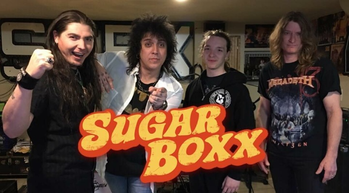 SugarBoxx Tour Dates