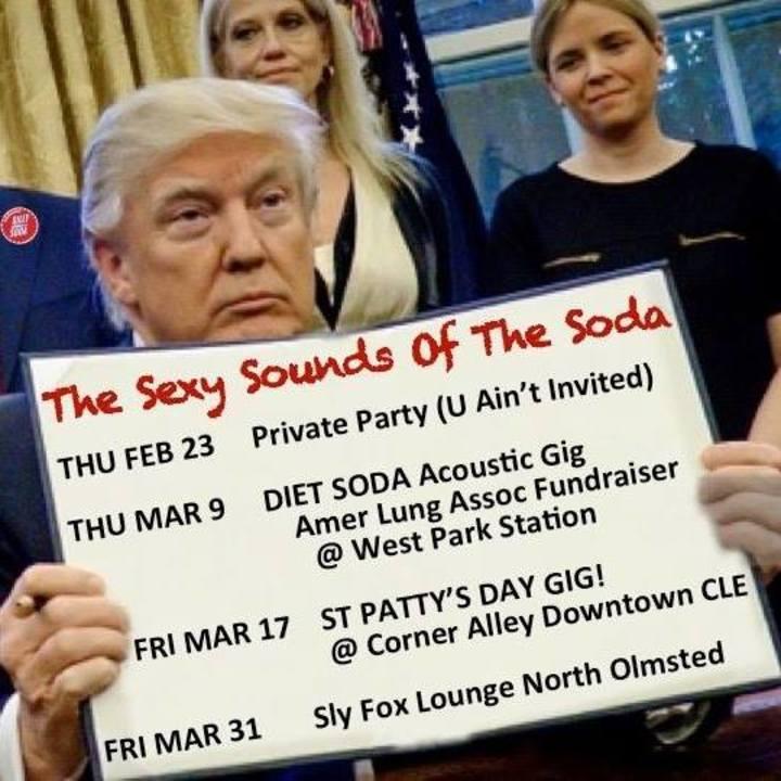 Billy Likes Soda Tour Dates