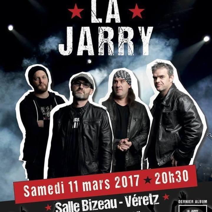 LA JARRY @ Le Quai'son - Talcy, France