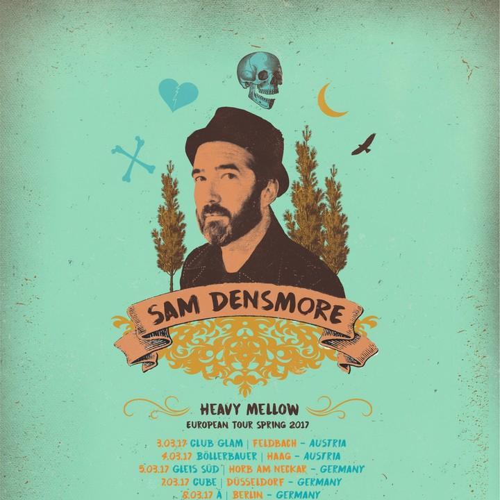 Sam Densmore Tour Dates