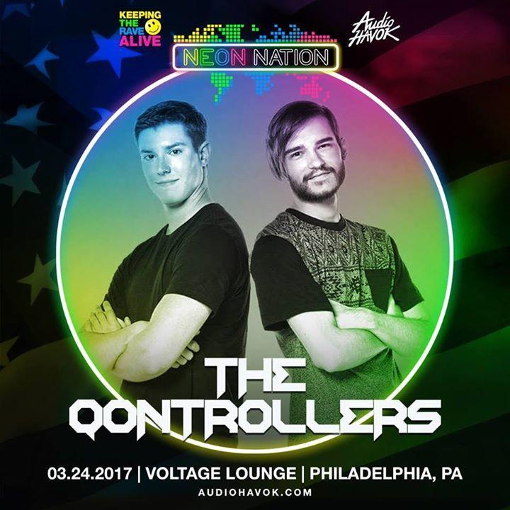 The Qontrollers Tour Dates
