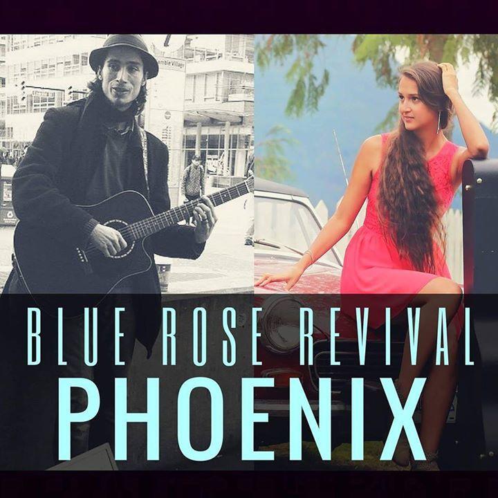 Blue Rose Revival Tour Dates