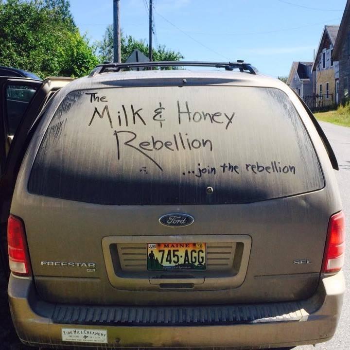 The Milk & Honey Rebellion Tour Dates