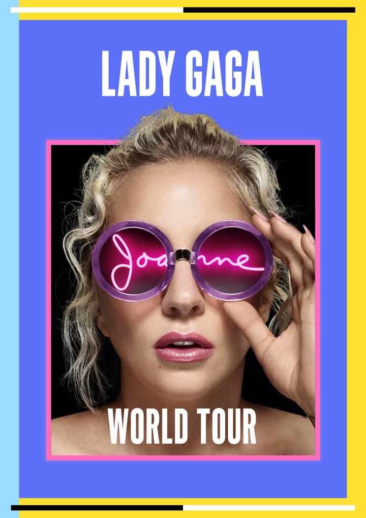 Lady Gaga @ AccorHotels Arena - Paris, France