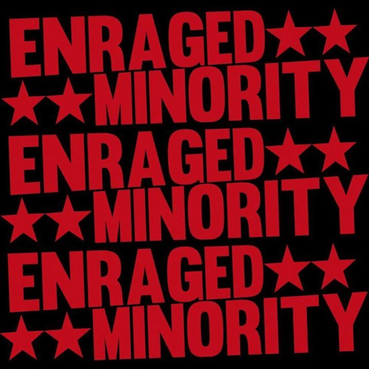 Enraged Minority Tour Dates