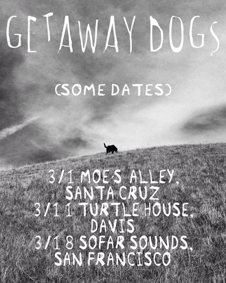 Getaway Dogs @ Hotel Utah - San Francisco, CA