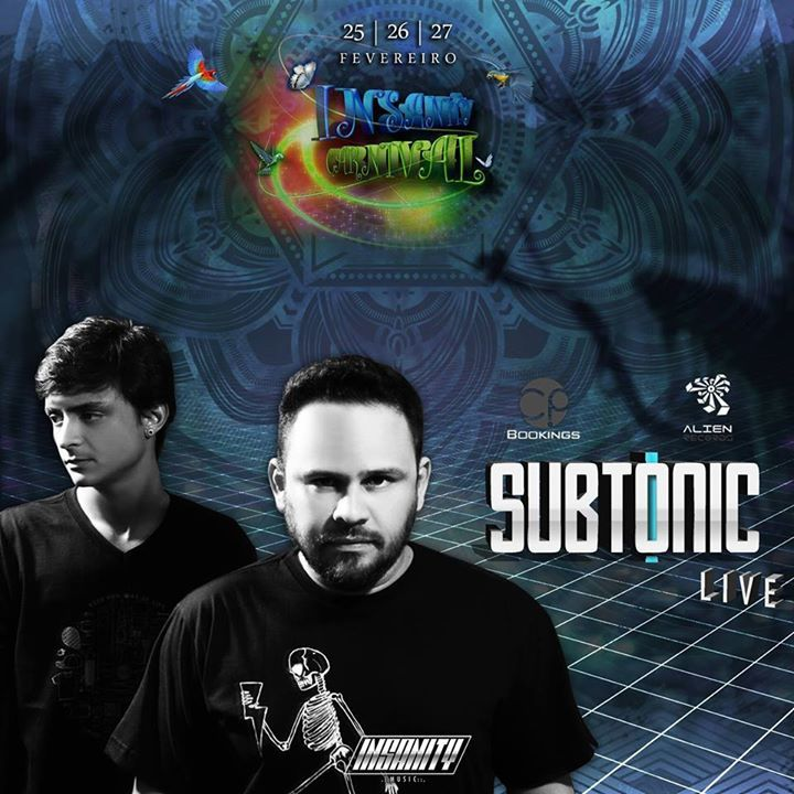 Subtonic Live Tour Dates