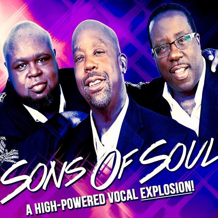 Sons of Soul Tour Dates