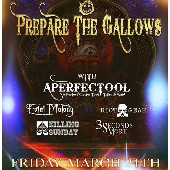Prepare The Gallows Tour Dates