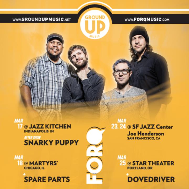 Forq Tour Dates