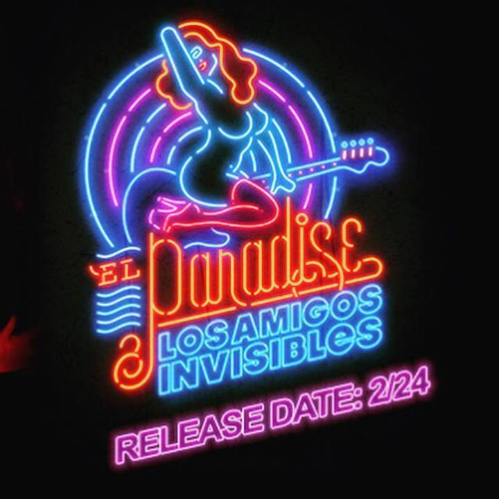 Los Amigos Invisibles Tour Dates