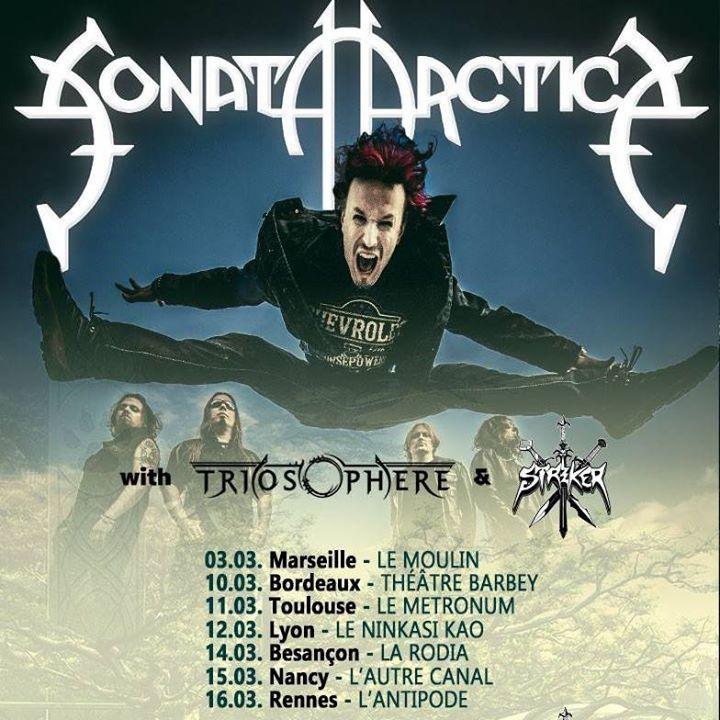 K PRODUCTIONS Tour Dates