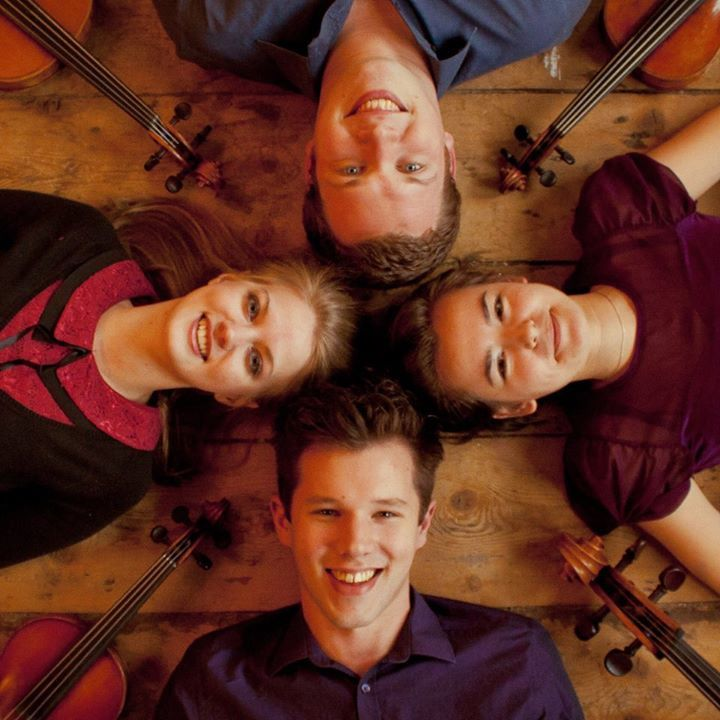 Cassia String Quartet @ St Paul's Hall - Huddersfield, United Kingdom