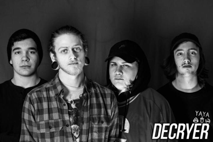 Decryer Tour Dates