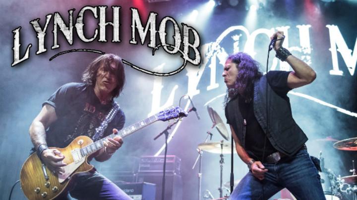 Lynch Mob @ The Brass Monkey - Ottawa, Canada