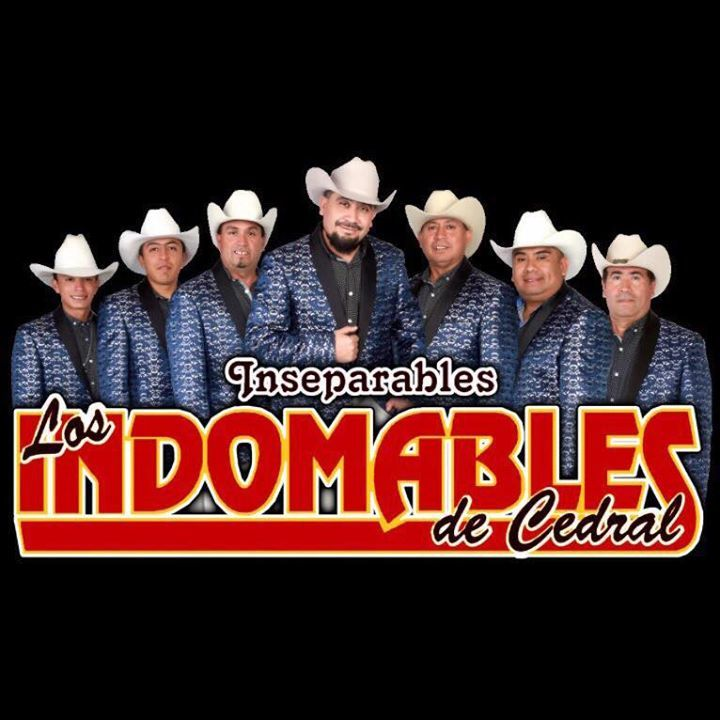 Los Indomables de Cedral Tour Dates