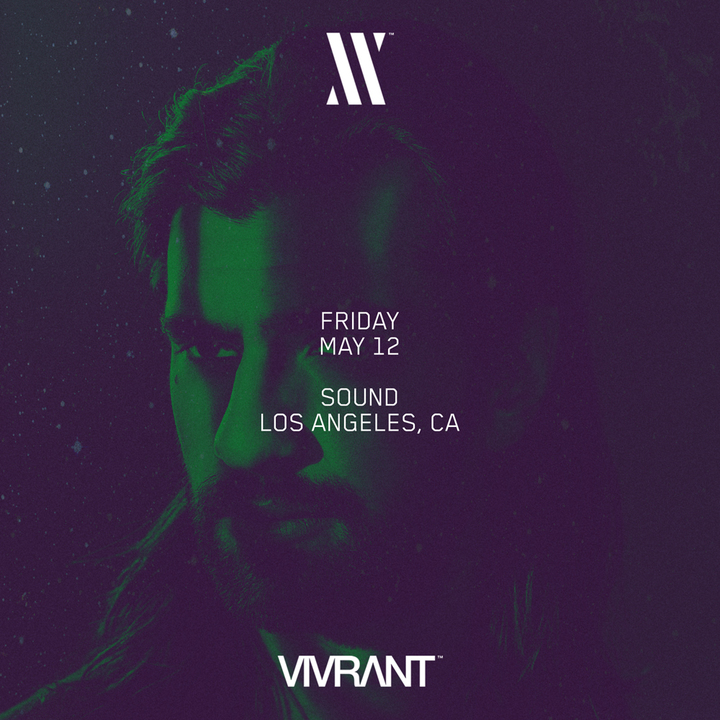 Jeremy Olander @ Sound Nightclub - Los Angeles, CA