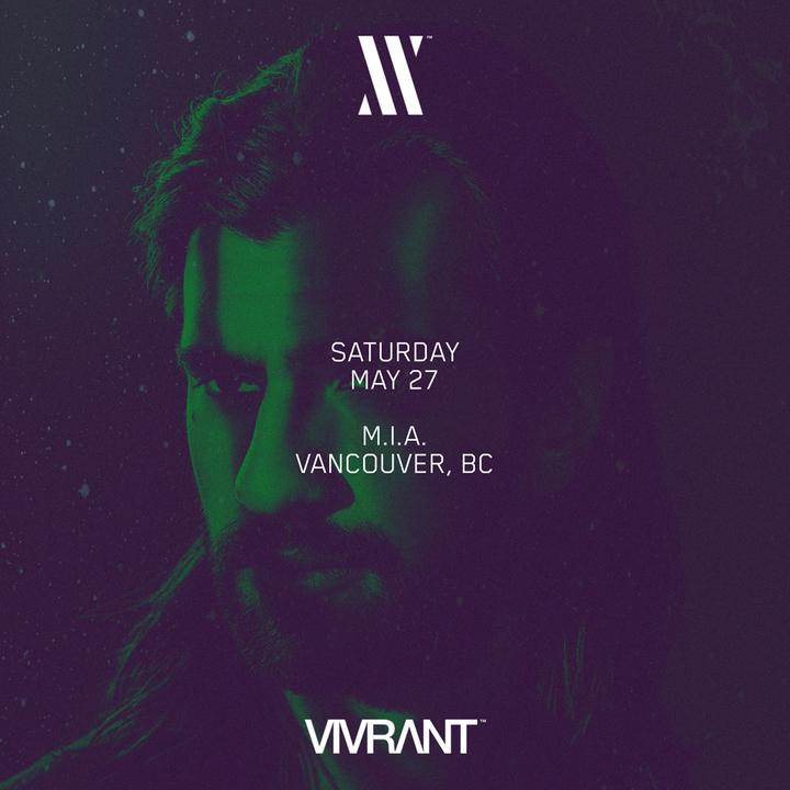 Jeremy Olander @ M.I.A. - Vancouver, Canada