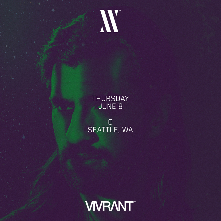 Jeremy Olander @ Q - Seattle, WA